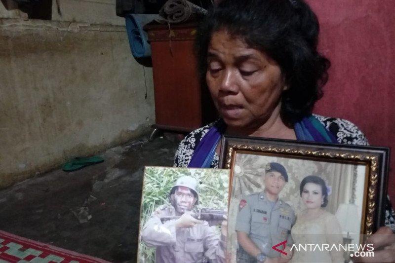 Keluarga anggota Brimob Pekanbaru wafat di Papua tahu kabar kematian dari facebook