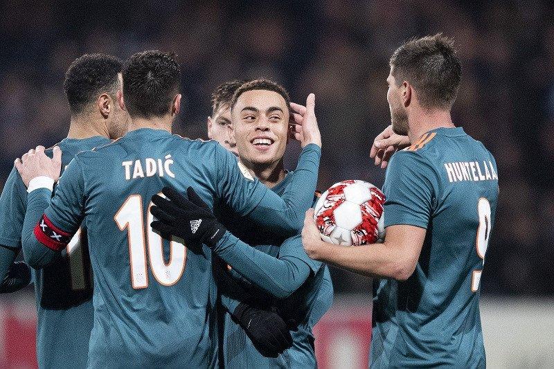 Ajax, AZ dan PSV melenggang ke 16 besar Piala Belanda