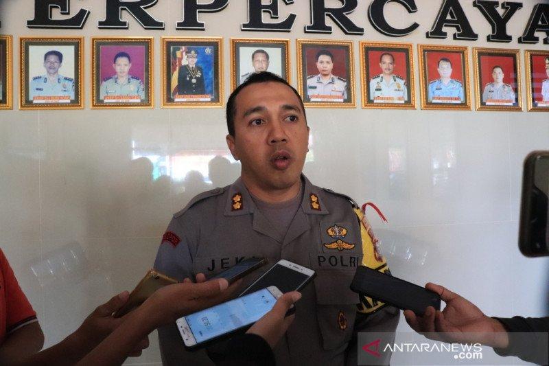 Polisi periksa delapan saksi kasus pembunuhan