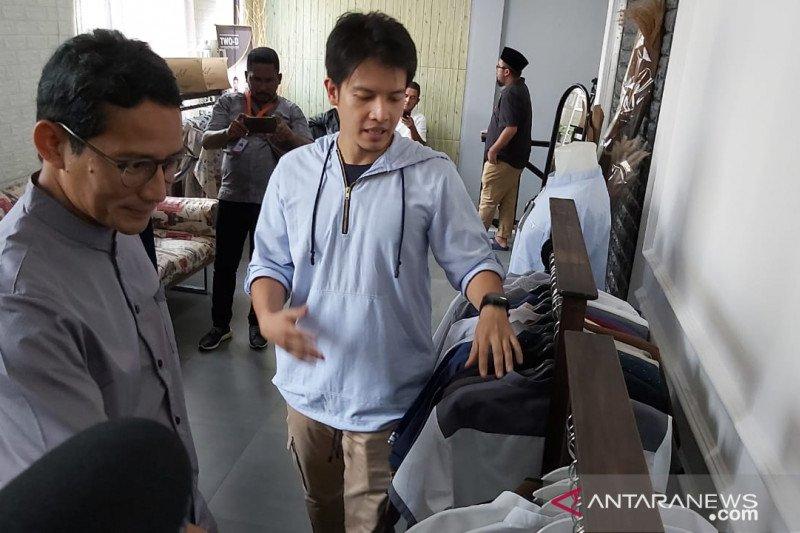 Sandiaga ajak tokoh masyarakat gunakan produk lokal kurangi impor