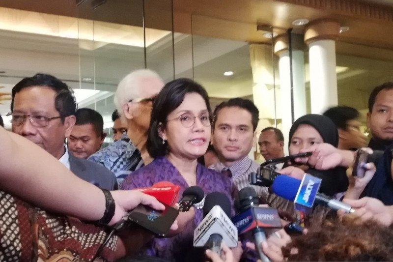 Sri Mulyani: Pemakzulan Trump tak pengaruhi perekonomian RI