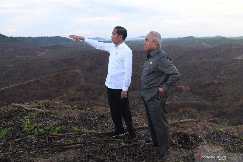 Catatan teroka ibu kota baru di Kalimantan Timur