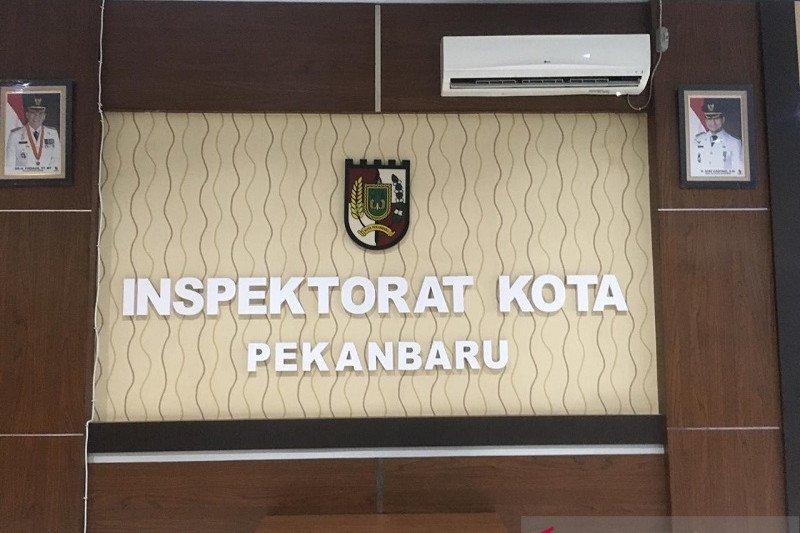 Tekan kasus penyimpangan ASN, Inspektorat Pekanbaru segera terapkan aplikasi pelaporan pelanggaran