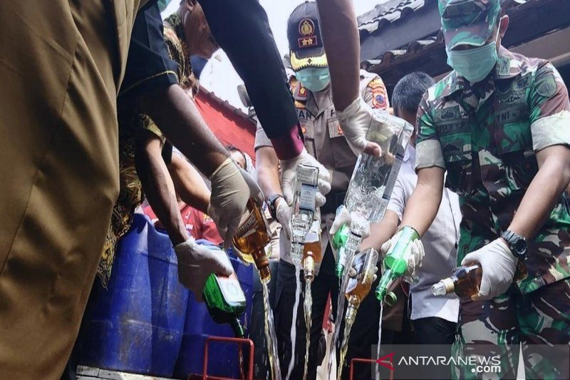"Polresta Surakarta bakal tindak tegas pelaku ""sweeping"""