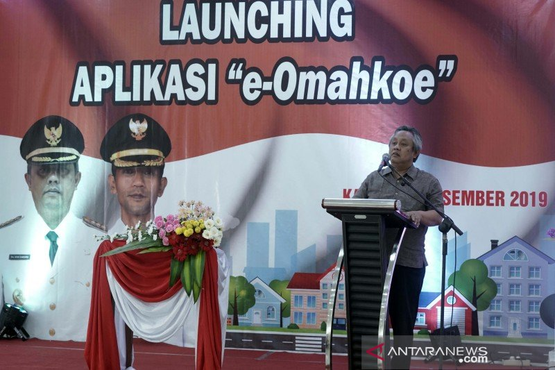 "Aplikasi ""e-Omahkoe"" Boyolali tingkatkan pelayanan pengembang perumahan"