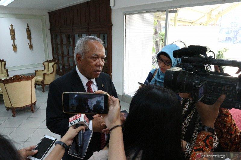 Menteri PUPR akan ajak pemenang desain ibu kota ke Sepaku Kaltim