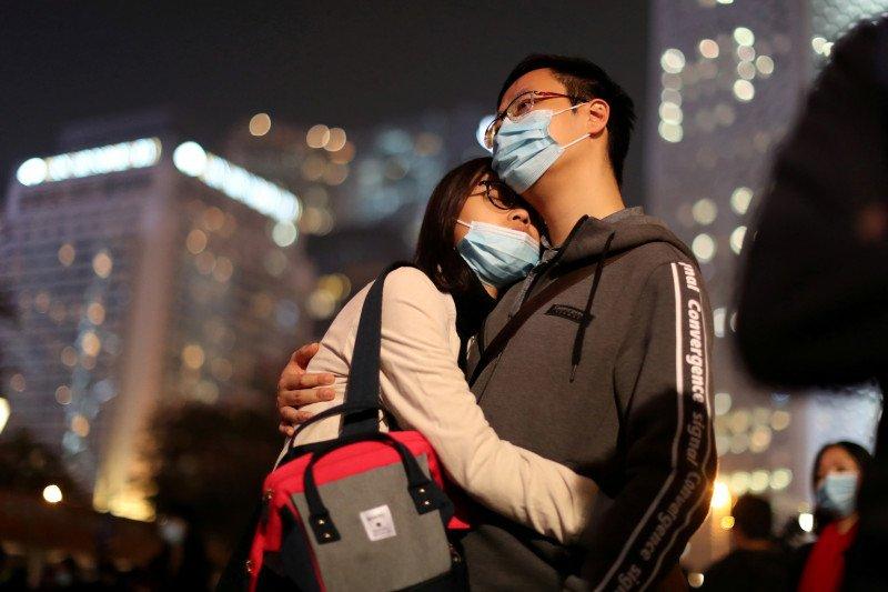 Pada malam Natal direncanakan ada protes-protes di Hong Kong