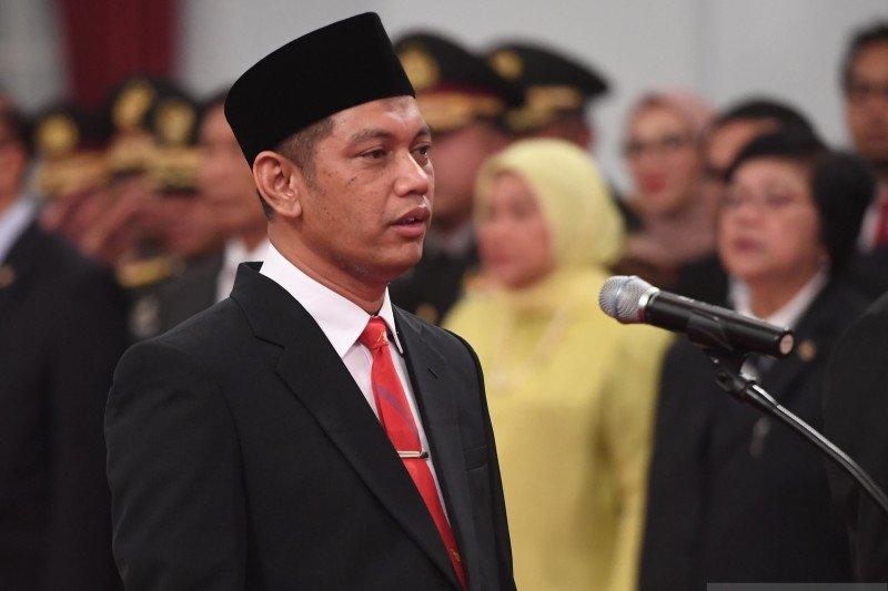 Wakil Ketua KPK persilakan Febri pilih posisi kabiro humas atau jubir