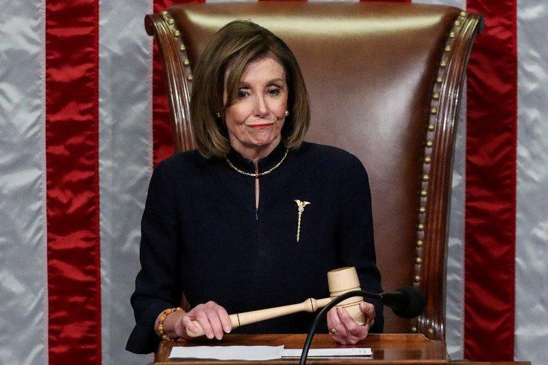 Senat AS mulai menyidangkan pemakzulan Trump