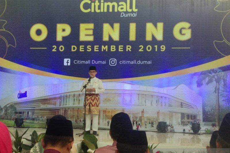 Mall Pertama di Dumai resmi dibuka, Ini kata Walikota