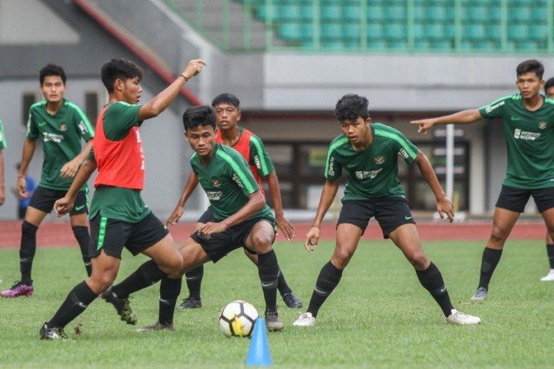Bima menyatakan timnas U-16 perlu tingkatkan pemahaman bermain