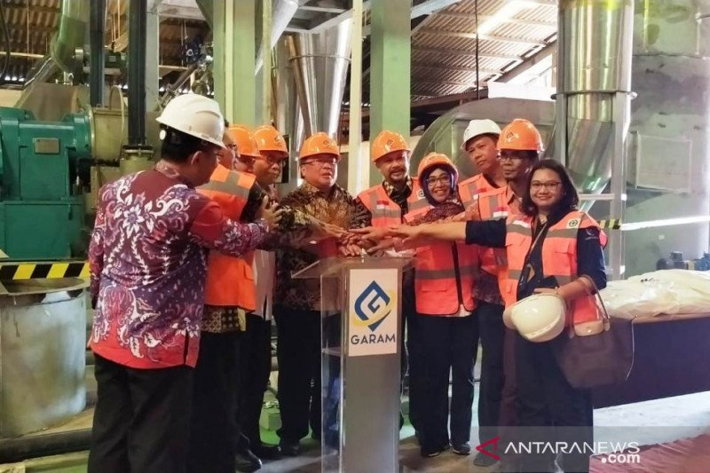 Menristek harapkan KPP garam industri kurangi ketergantungan impor