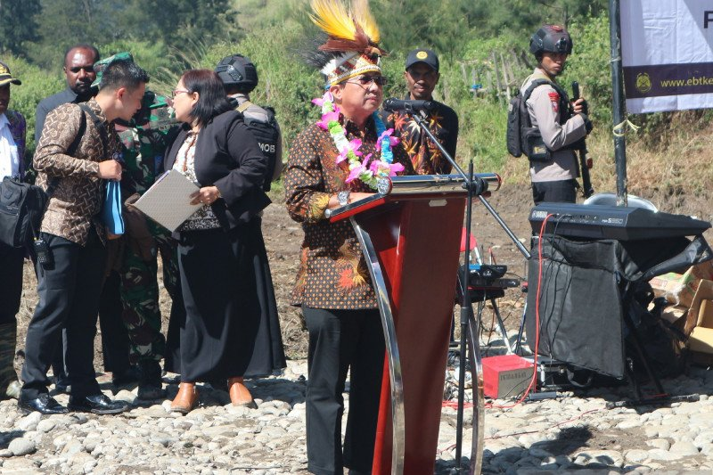 Provinsi Papua genap miliki delapan unit PLTMH