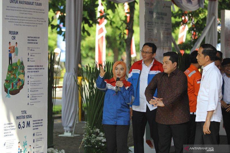 Kementerian BUMN respon kritik Ahok soal Pertamina
