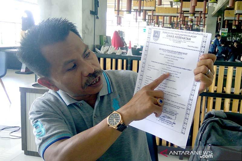 Pendiri Yarusi Cilacap ajukan perlindungan hukum