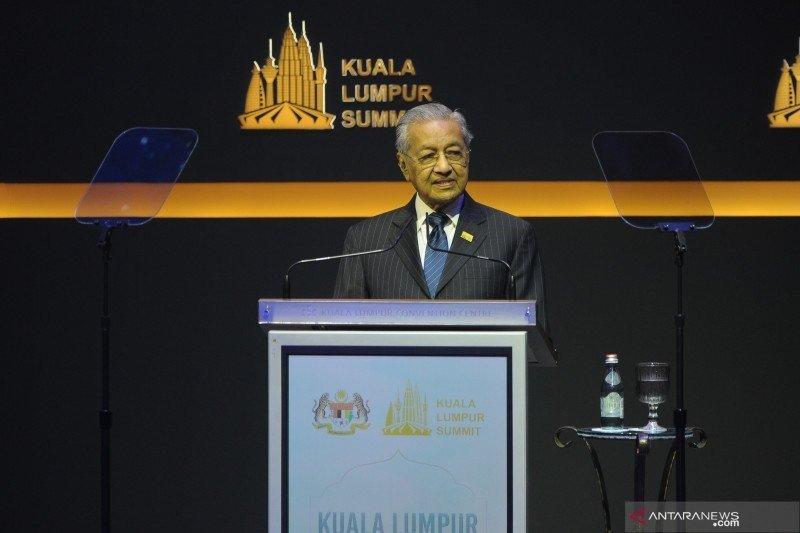 Presiden Xi Jinping  dan  Mahathir Mohamad bicarakan corona