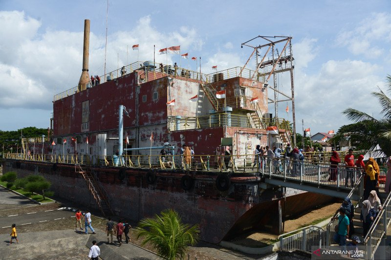 Jelang peringatan 15 Tahun Tsunami di Aceh