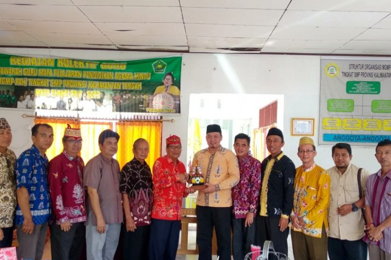 Intensifkan komunikasi, PKS Kalteng kunjungi Majelis Besar Agama Hindu Kaharingan