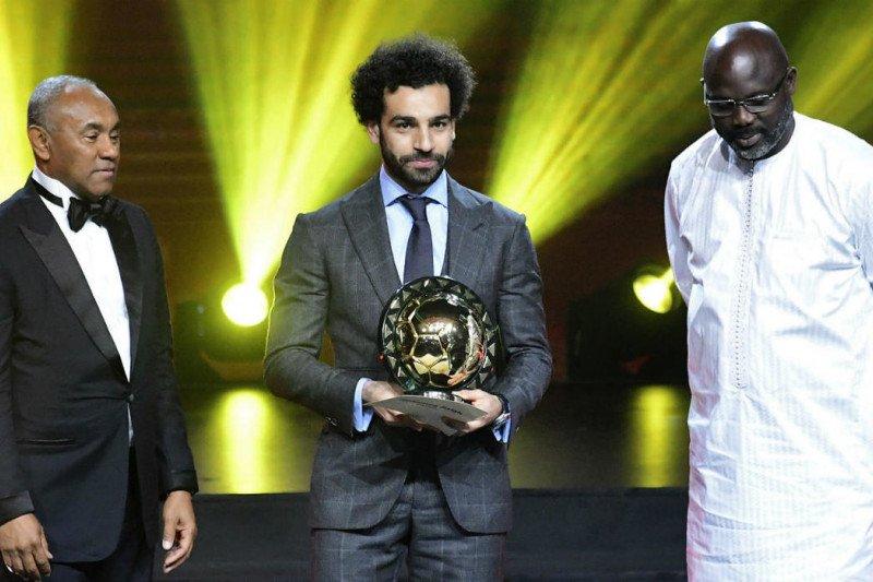 Salah, Mane dan Mahrez bersaing jadi Pemain Terbaik Afrika 2019