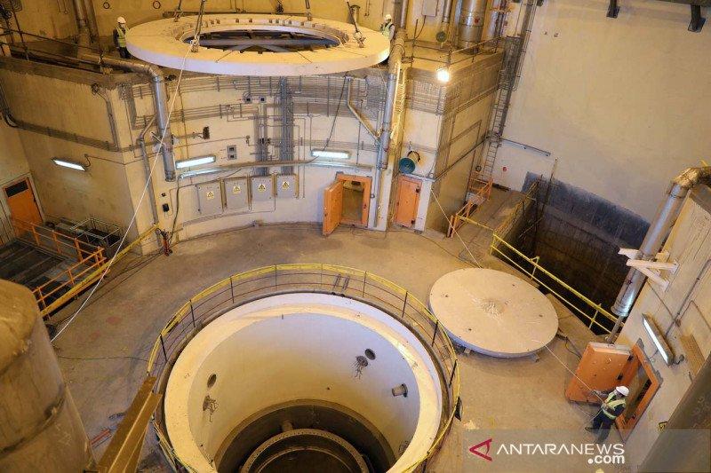 Iran kaji ulang kerja sama dengan badan pengawas nuklir dunia