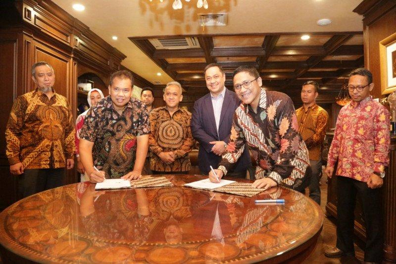 Bangun SDM unggul, Jasa Tirta II sinergi dengan ESQ Leadership Center