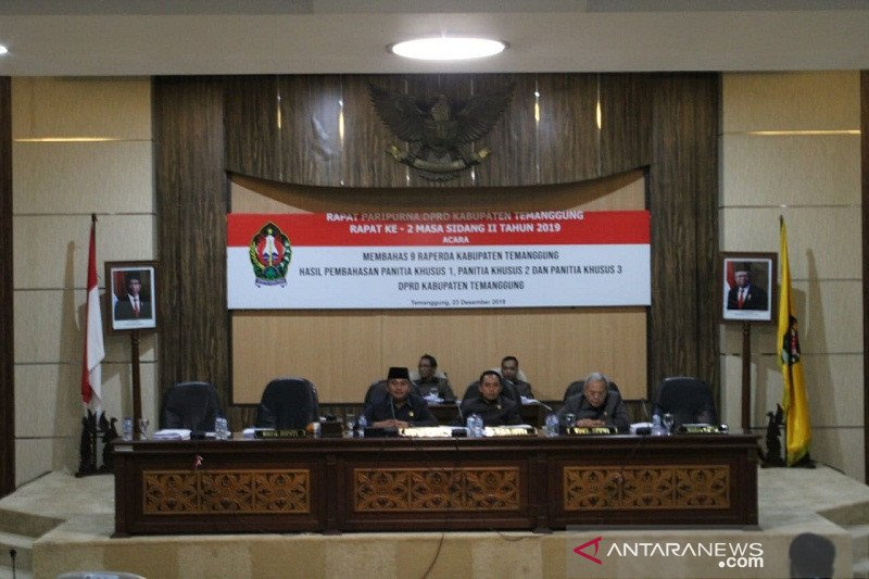Ranperda Pembinaan Hasil PNPM ditolak Pansus DPRD Temanggung