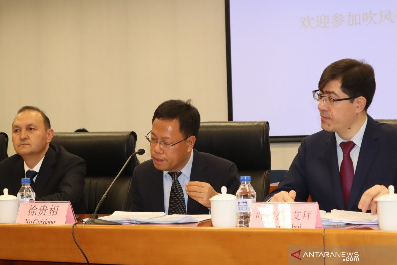 Xinjiang  berterima kasih atas dukungan negara Islam