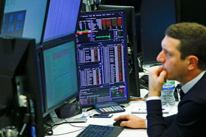 Saham Inggris turun lagi, Indeks FTSE 100 merosot 0,36 persen