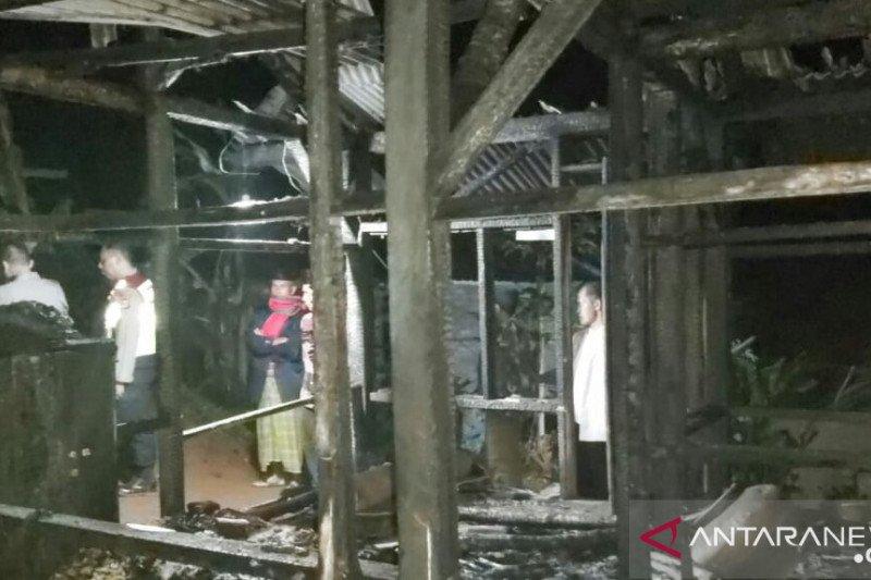 Kebakaran rumah di Cianjur tewaskan seorang nenek