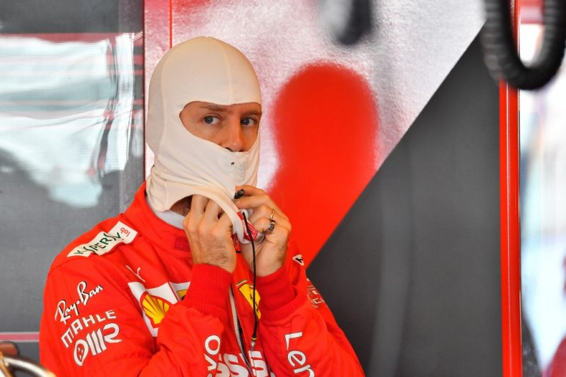 Sebastian Vettel tak masalah dianggap nomor dua setelah Schumacher