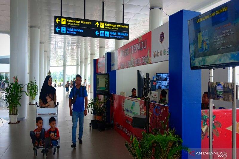 Penumpang di Bandara Internasional Syamsudin Noor alami kenaikan
