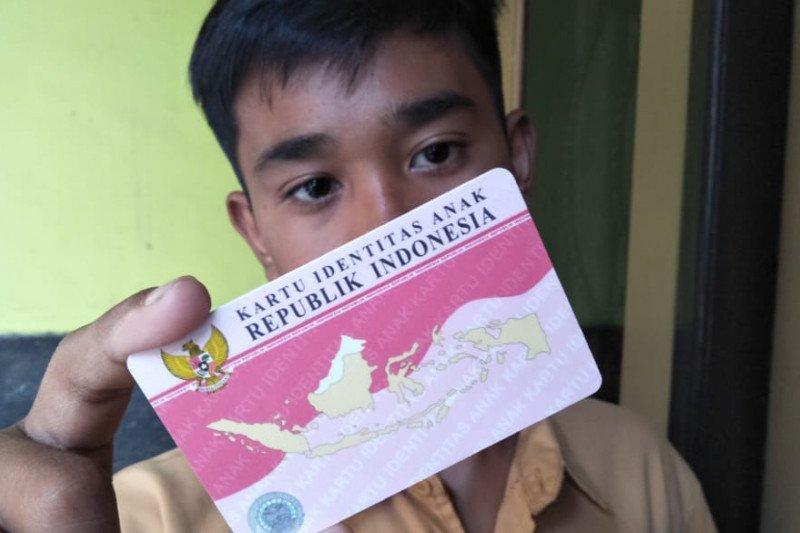1.500 anak Minahasa Tenggara belum miliki KIA