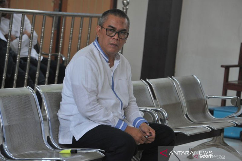 Sidang kasus suap 16 paket proyek jalan Rp132 miliar seret nama Ketua KPK