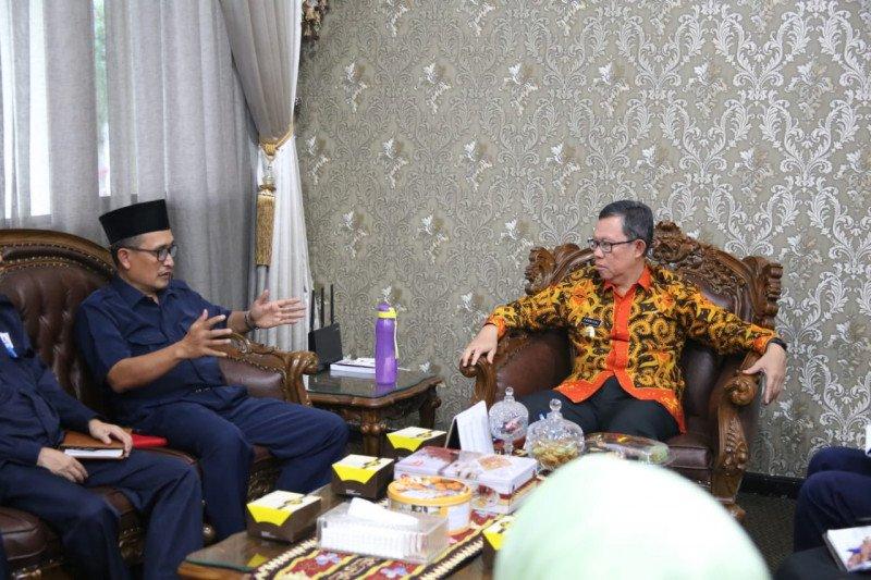 Pemprov Lampung minta Polinela padukan bidang pertanian dengan industri pariwisata