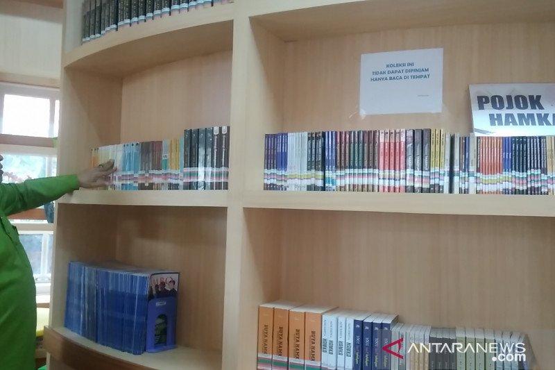 Ada Pojok Hamka di Perpustakaan Padang Panjang