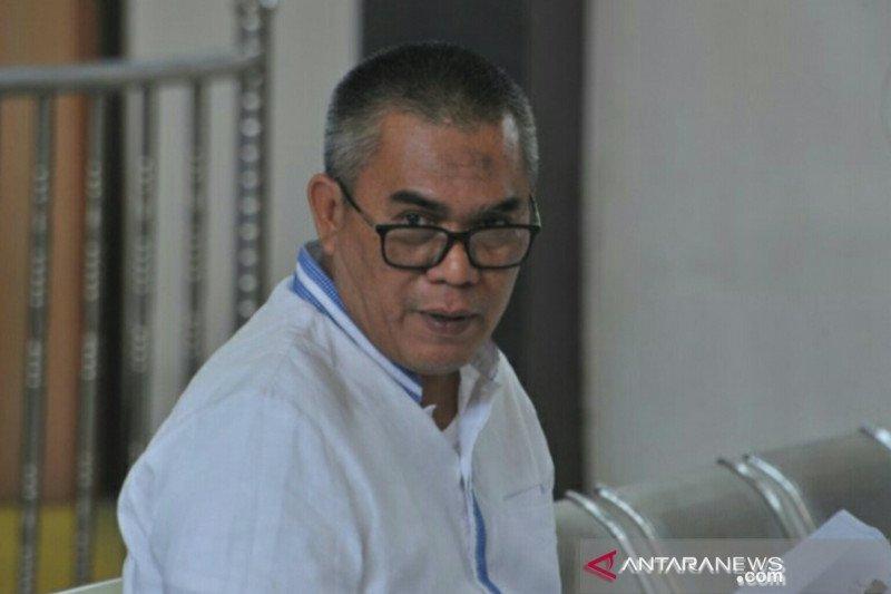 Bupati Muara Enim didakwa terima suap dari proyek Rp130 miliar