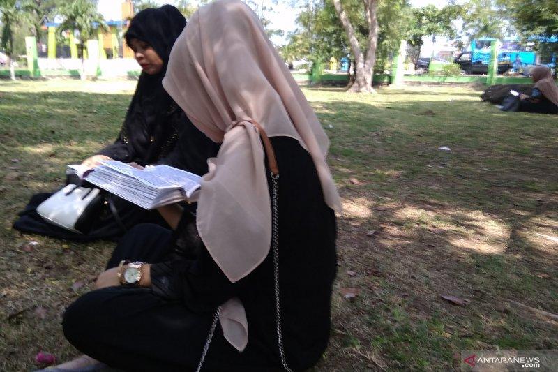 Kenang 15 tahun tsunami Aceh, ziarah dilakukan di pekuburan massal
