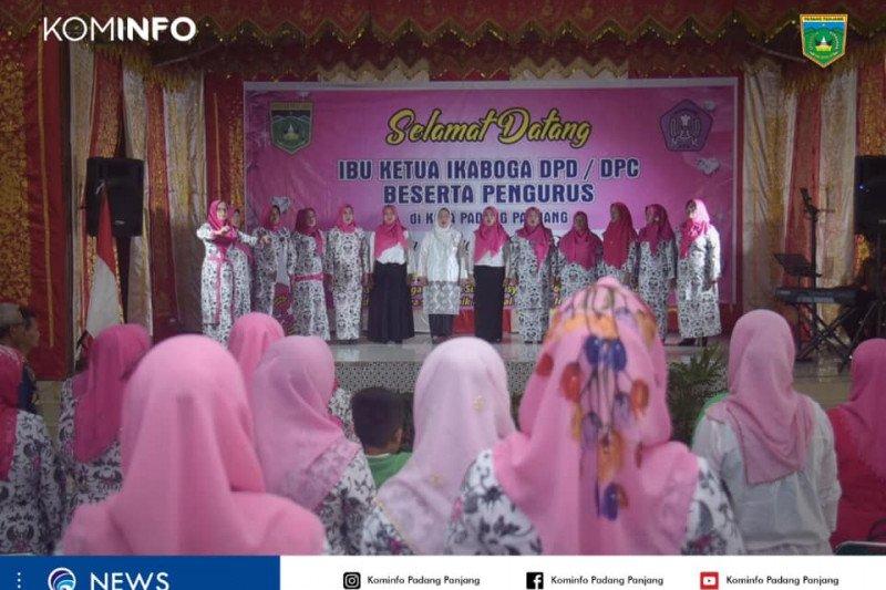 Pilih pengurus DPD Sumbar, Ikaboga gelar pertemuan di Padang Panjang