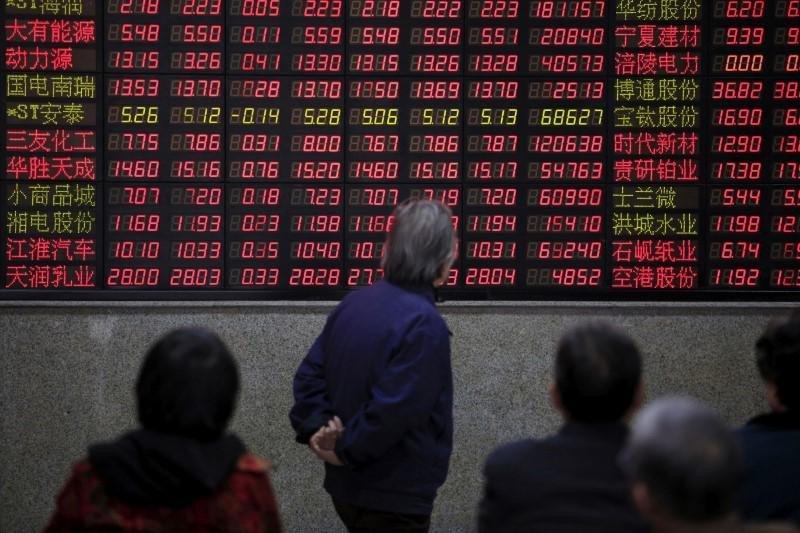 Saham China dibuka merosot, setelah untung 2 hari beruntun
