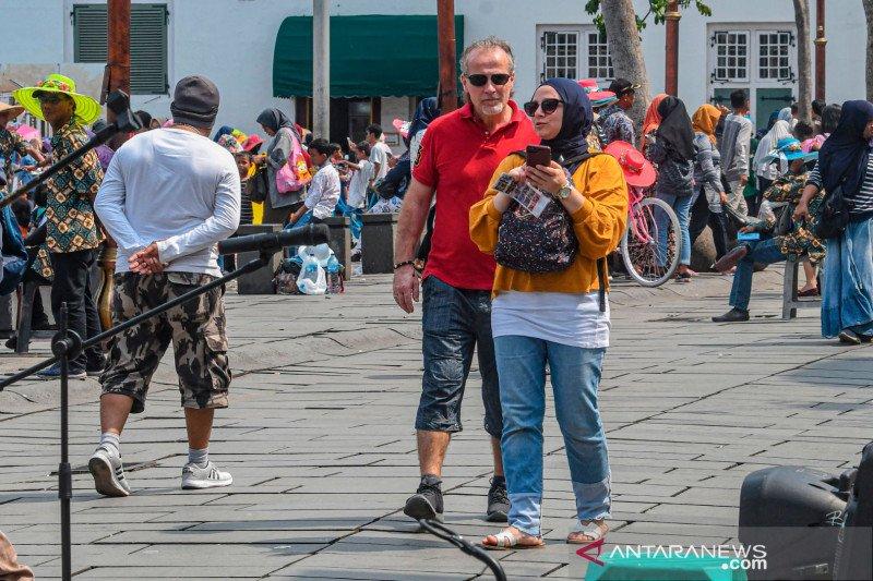 Wisatawan anjlok, Dinas pariwisata DKI fokus pasar negara tetangga