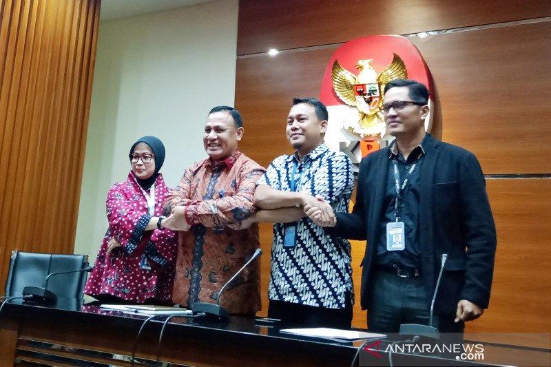 Ketua KPK tunjuk dua orang pelaksana tugas jubir