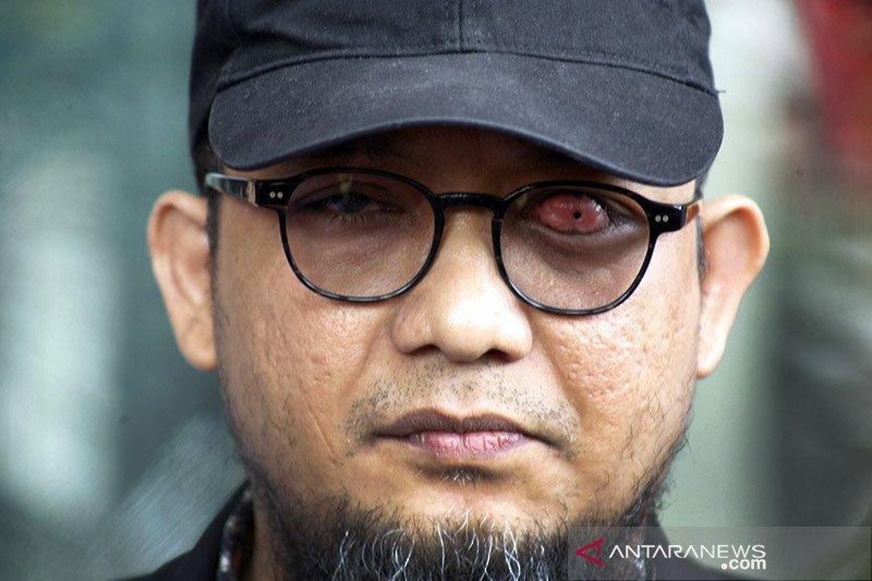 Vonis penyerang Novel Baswedan akan dibacakan pada 16 Juli 2020