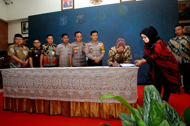 Tilang elektronik di Surabaya mulai diterapkan Januari 2020