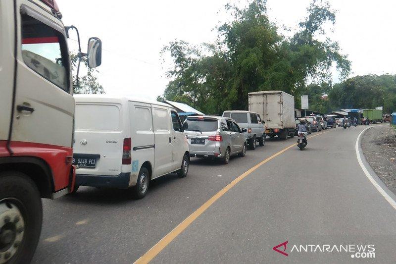 Jika lalu lintas padat, ini jalur alternatif Padang Panjang menuju Bukittinggi