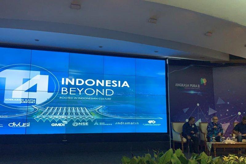 """""""Kick off"""" desain Terminal 4 Bandara Internasional Soekarno-Hatta"""