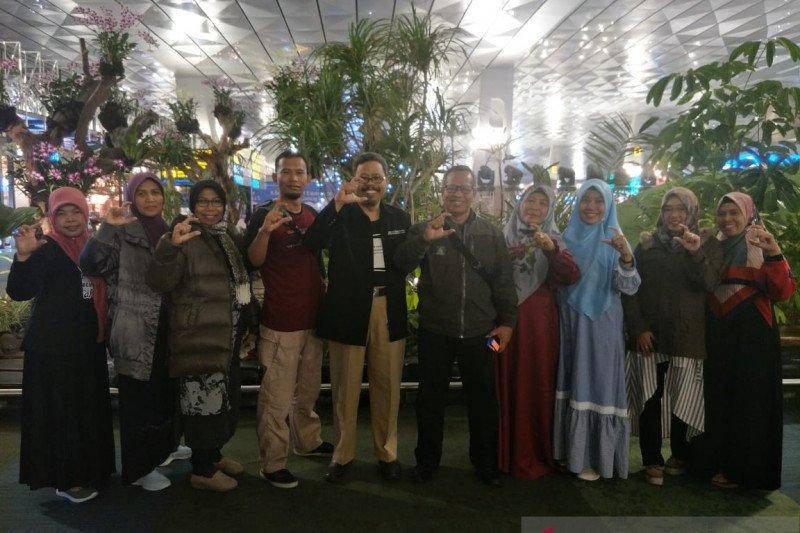 Berprestasi nasional, guru MAN di Sambas dapat bonus lawatan ke Turki