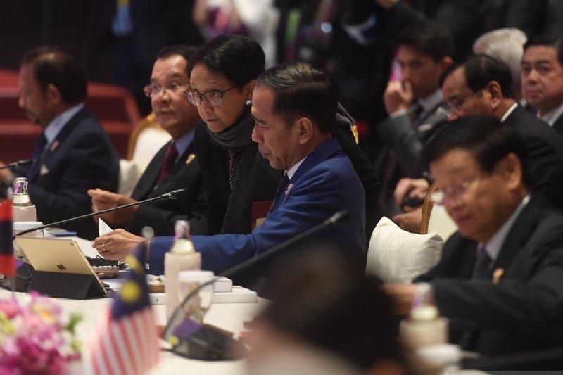 Mengintensifkan dialog demi wujudkan kerja sama Indo-Pasifik