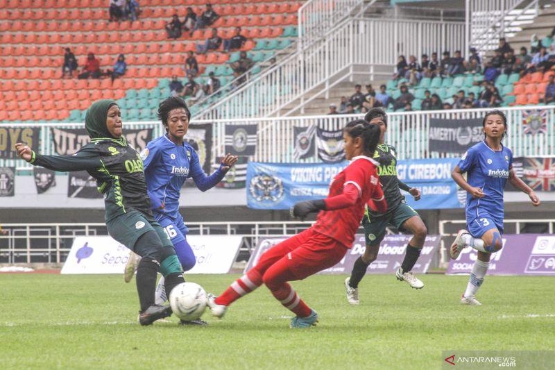 PSSI: Liga 1 Putri tak digelar pada 2021