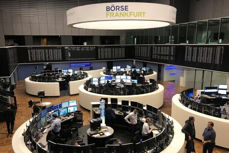Bursa saham Jerman jatuh 2,74 persen