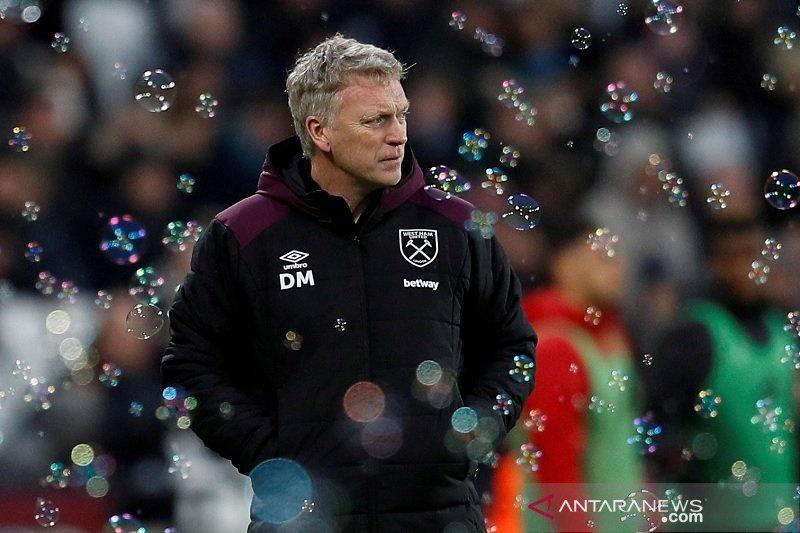 Moyes kandidat kuat manajer baru West Ham United
